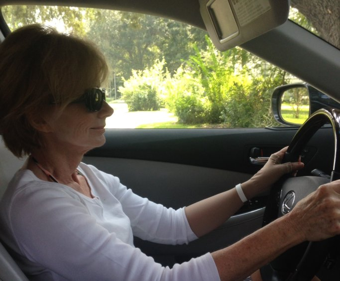 cathy richoux driving
