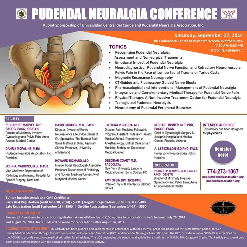pelvic pain meeting